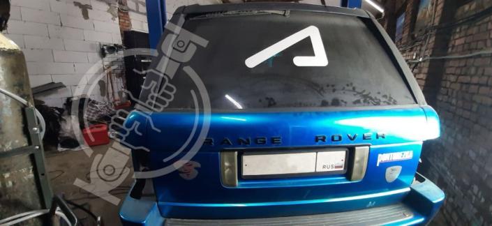 Ремонт кардана Range Rover Vogue в Санкт-Петербурге