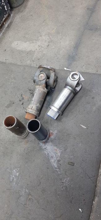 Ремонт карданного вала для автомобиля КамАз
